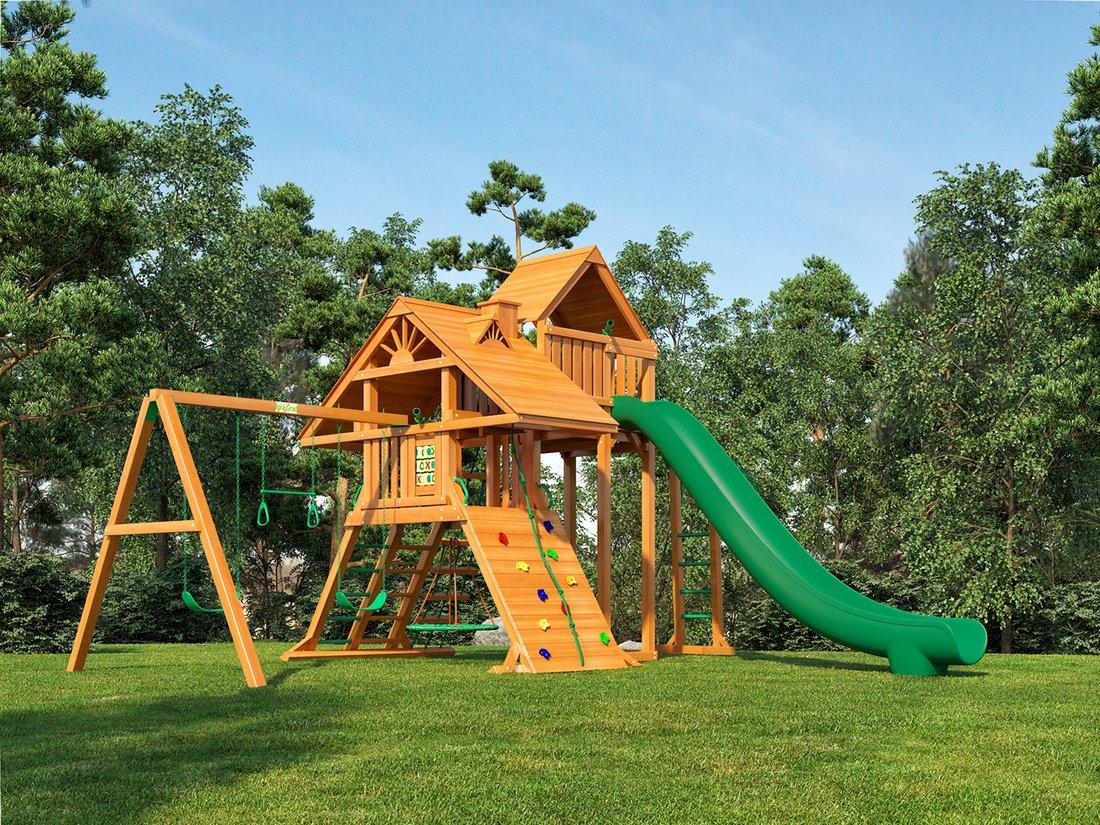 Картинки с детскими площадками, днем